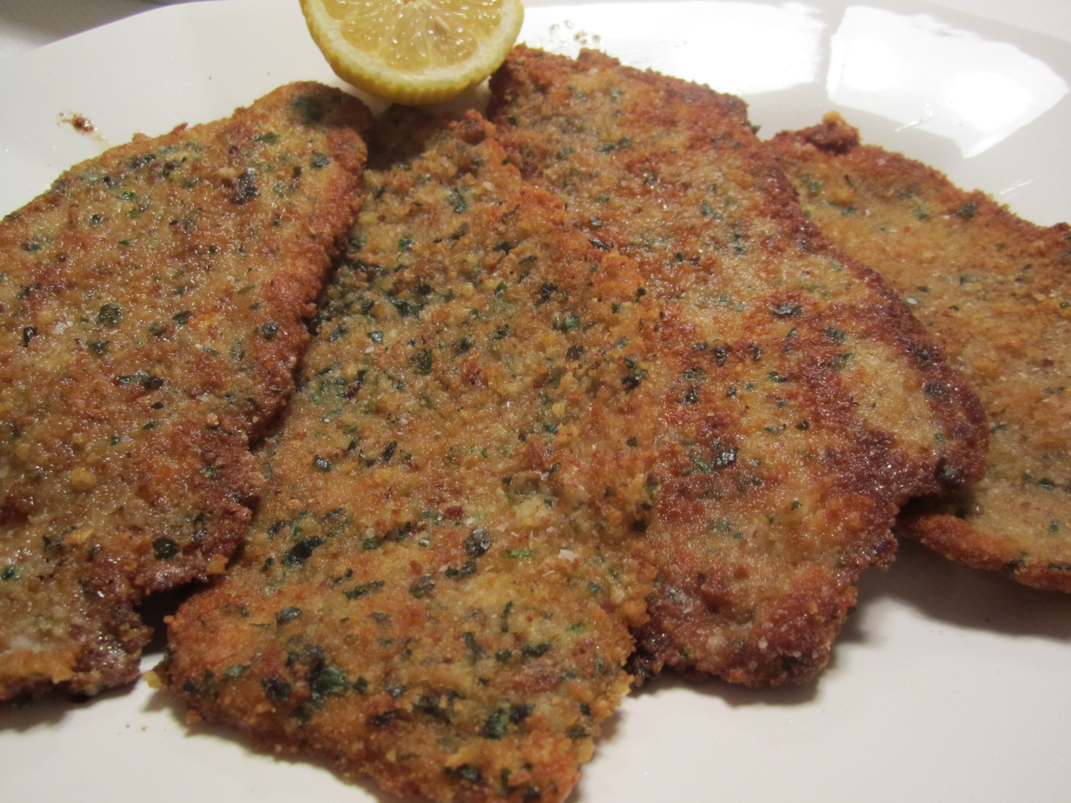 Veal cutlet recipes easy